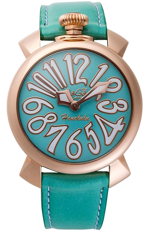ガガミラノ GAGA MILANO 腕時計 5021.L.E.HO.2 レザーベルト 限定300本 [並行輸入品] B017LMBDJQ