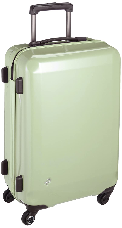 [プロテカ] スーツケース 日本製 ラグーナライトF サイレントキャスター 47L 57cm 2.9kg 02535 B06ZY7ZHG8ホライゾングリーン