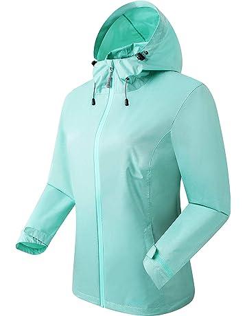 Regatta Active II Impermeabile Leggero Giacca cappotto di pioggia-nera-Large