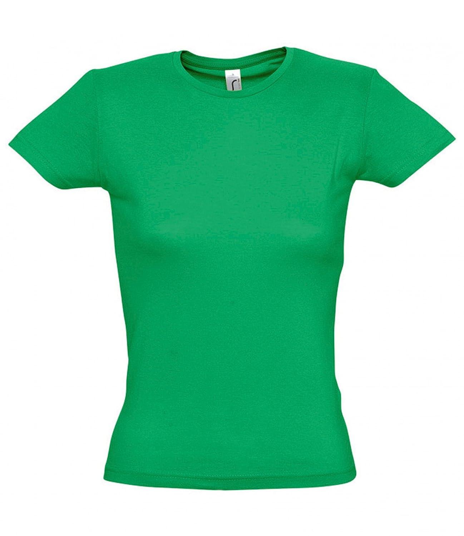 SOLS Womens/Ladies Miss Short Sleeve T-Shirt