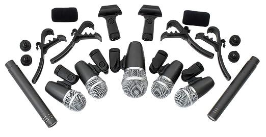 2 opinioni per Pronomic DMS-7- Set per microfono a gelato