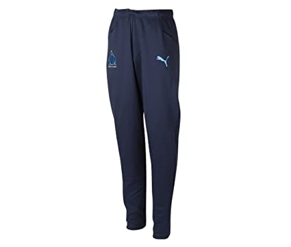 Puma Pantalon survêtement Coton Om Casual Performance Sweat