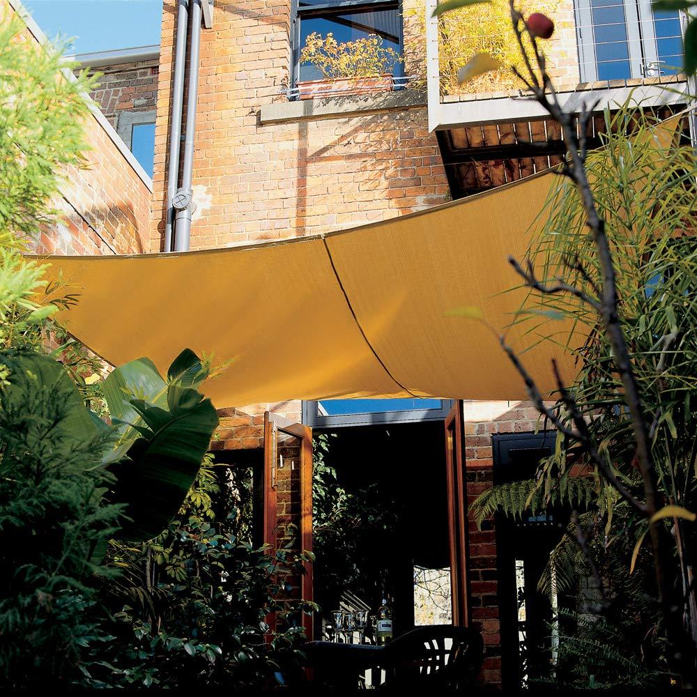Amazon.com: Coolaroo Coolhaven 12 ft. Plaza sombra Sail ...
