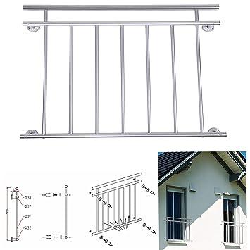 Paneltech 100 128 184 X 90cm Durable Franzosischer Balkon