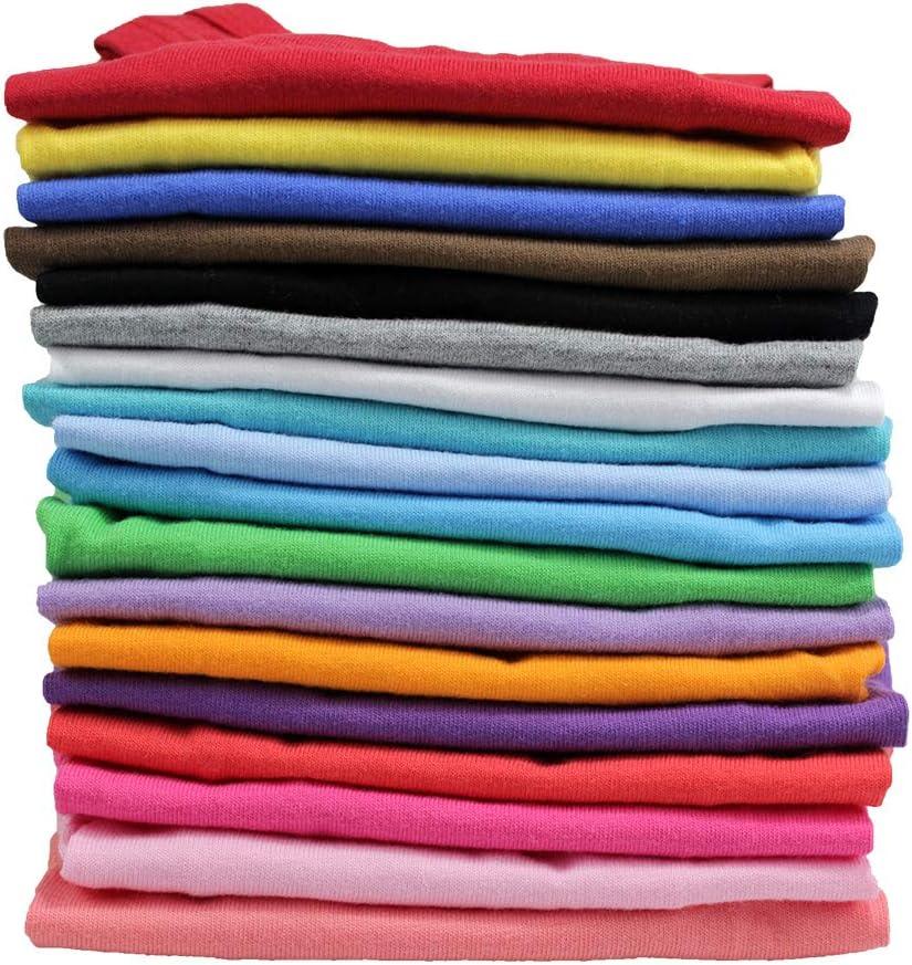 Lovelonglong 2019 Pet Clothing Dog Costumes Dachshund Clothes Blank T-Shirt Tee Shirts for Dachshund Dogs,Corgi 100/% Cotton Gray D-S
