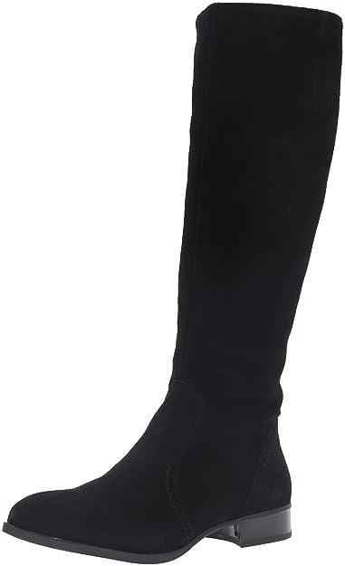 aae33c0b45153 Nine West Women's Nicolah Suede Knee-High Boot