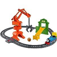 Thomas & Friends Cassia Crane & Cargo Set, Multi (GHK83)
