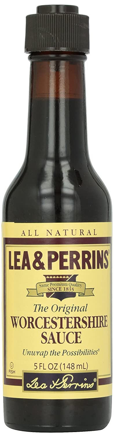 Amazon Com Lea Perrins The Original Worcestershire Sauce 5 Oz Grocery Gourmet Food