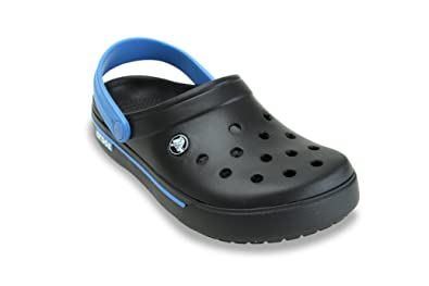 c464d148fe8b Crocs Crocband II.5 Clog Unisex Slip on M9W11  Buy Online at Low Prices in  India - Amazon.in