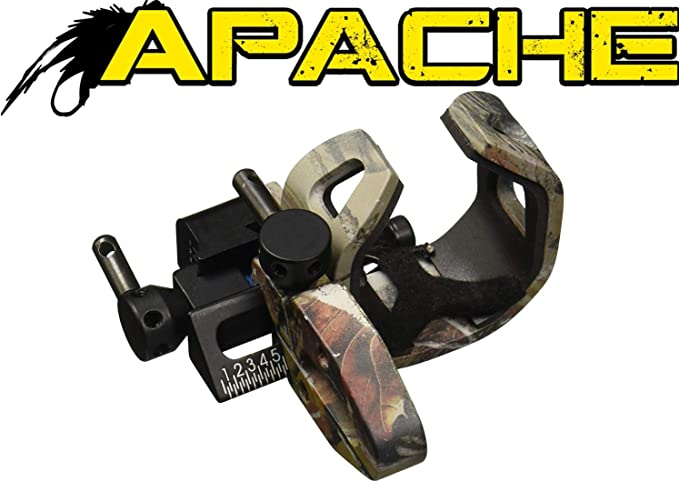 Best arrow rest :NAP Apache Drop-Away Rest Right Hand Camo 360 Degree