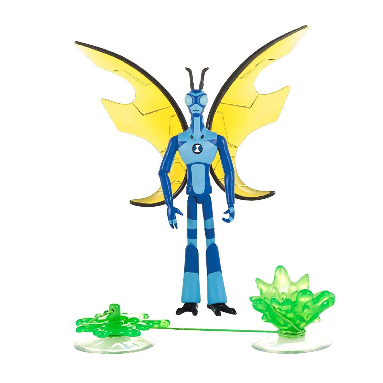 Ben 10 Stinkfly Action Figure Playmates Toys 76110