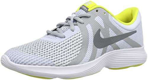 b3175e1e6f Nike Boy s Revolution 4 (GS) Running Shoes  Buy Online at Low Prices in  India - Amazon.in