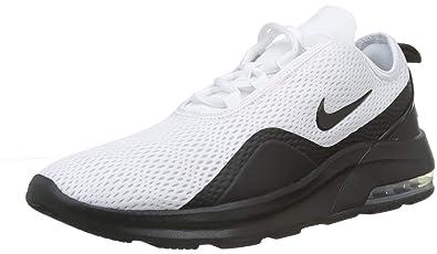 9242a4c467 Nike Air Max Motion 2, Women's Sneakers, Multicolour (White/Black 100)