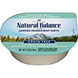 Natural Balance L.I.D. Limited Ingredient Diets Wet Dog Food in Broth, 2.75 Ounce (Pack of 24), Grain Free