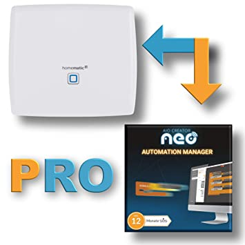 Homematic Smart Home Zentrale Ccu3 Pro Inklusive Amazon De