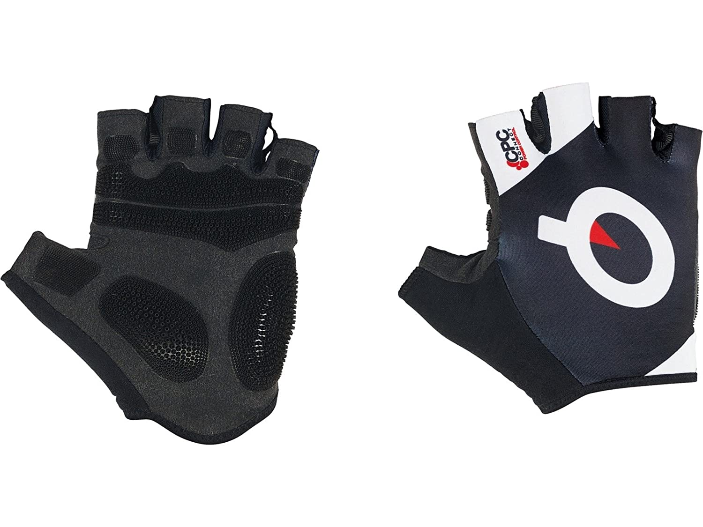 Prologo Kurzfingerhandschuhe Cpc Es Logo-er Untergrund, Short Fingers Handschuhe