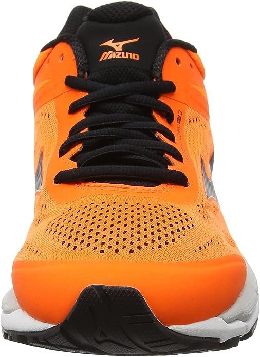 MIZUNO SYNCHRO MX 2- Zapatillas running para hombre, color naranja ...