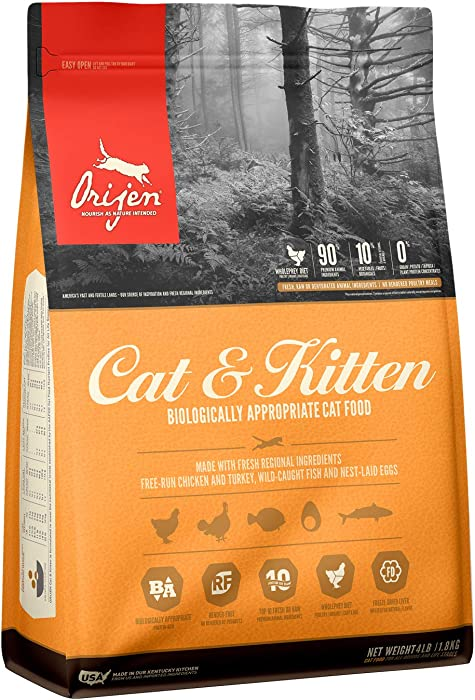 The Best Orijen Cat  Kitten Cat Food