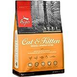 ORIJEN Dry Cat Food, Grain Free, Premium Fresh and Raw Animal Ingredients