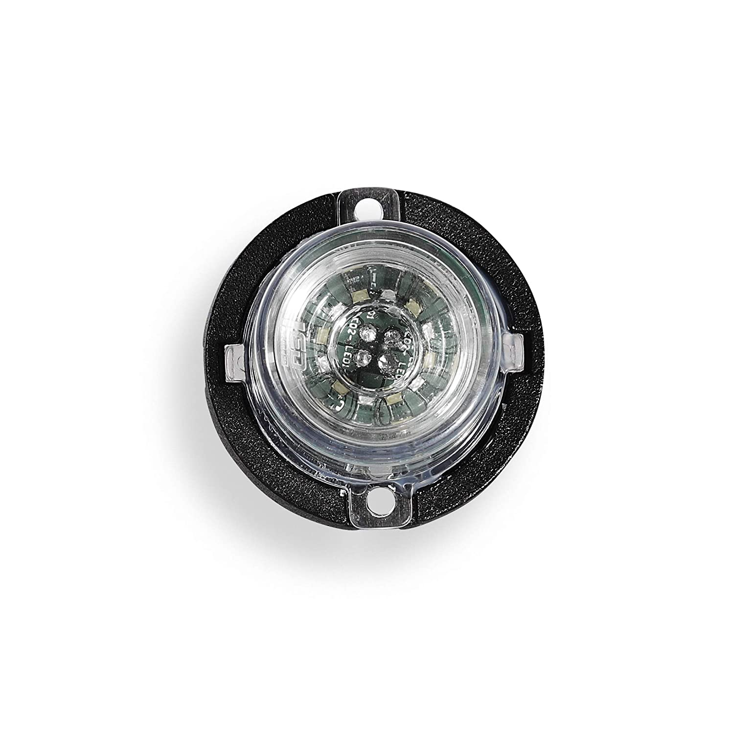 Predator Duo LED Hideaway Strobe Light WITH WHITE CRUISE MODE White