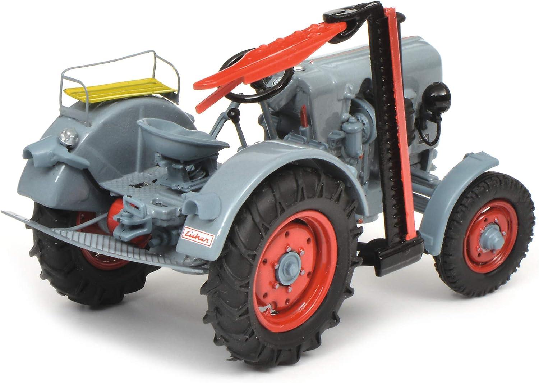 Modellauto Schuco 450273700 blau 1:43 Eicher ED16