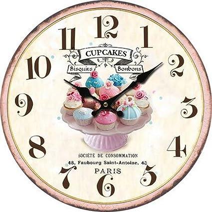 Affascinante stile vintage shabby chic cupcake cake design ...
