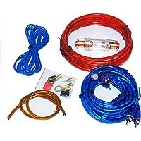 HTS MJ-8 Kit Altavoz profesional Cable RCA Amplificador