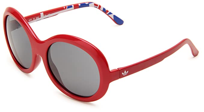 adidas - Gafas de sol - para mujer Red Union Jack Frame/Grey ...