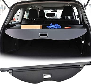 Fit for Nissan Rogue 2014-2019 Retractable Trunk Cargo Cover Security Shield