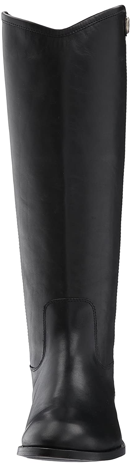 FRYE Women's Melissa Button 2 B(M) Riding Boot B06WLGBSVZ 8 B(M) 2 US|Black fb5fc6