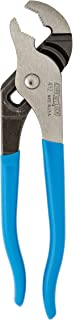 product image for Channellock 412 V-Jaw Tongue and Groove Plier, 6.5-Inch