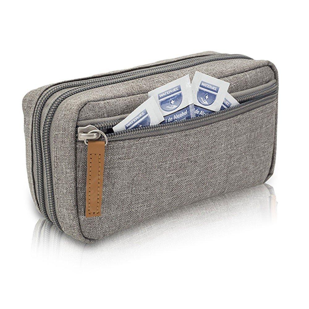 Bolsa estuche isotérmico para diabéticos gris, DiabeticŽs de Elite Bags: Amazon.es: Hogar