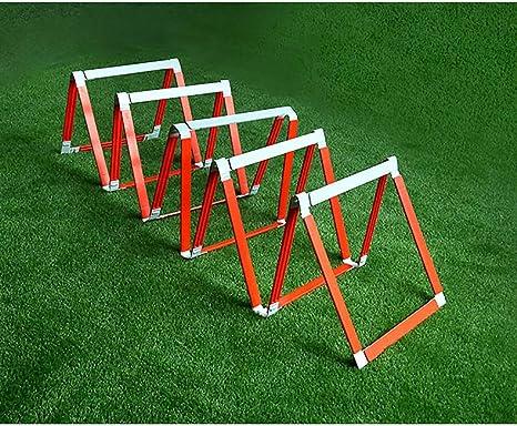 Xin 5M 11 Footwork peldaño de Escalera Escalera de Agilidad, Alta Velocidad Intensidad Escalera Mejor fútbol Taladros Equipo de la Agilidad de Entrenamiento de la Agilidad (Color : B): Amazon.es: Deportes y