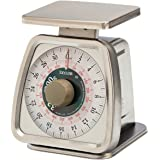 Taylor Precision Products Food Service 32-Ounce Analog Portion Control Scale (Stainless Steel)