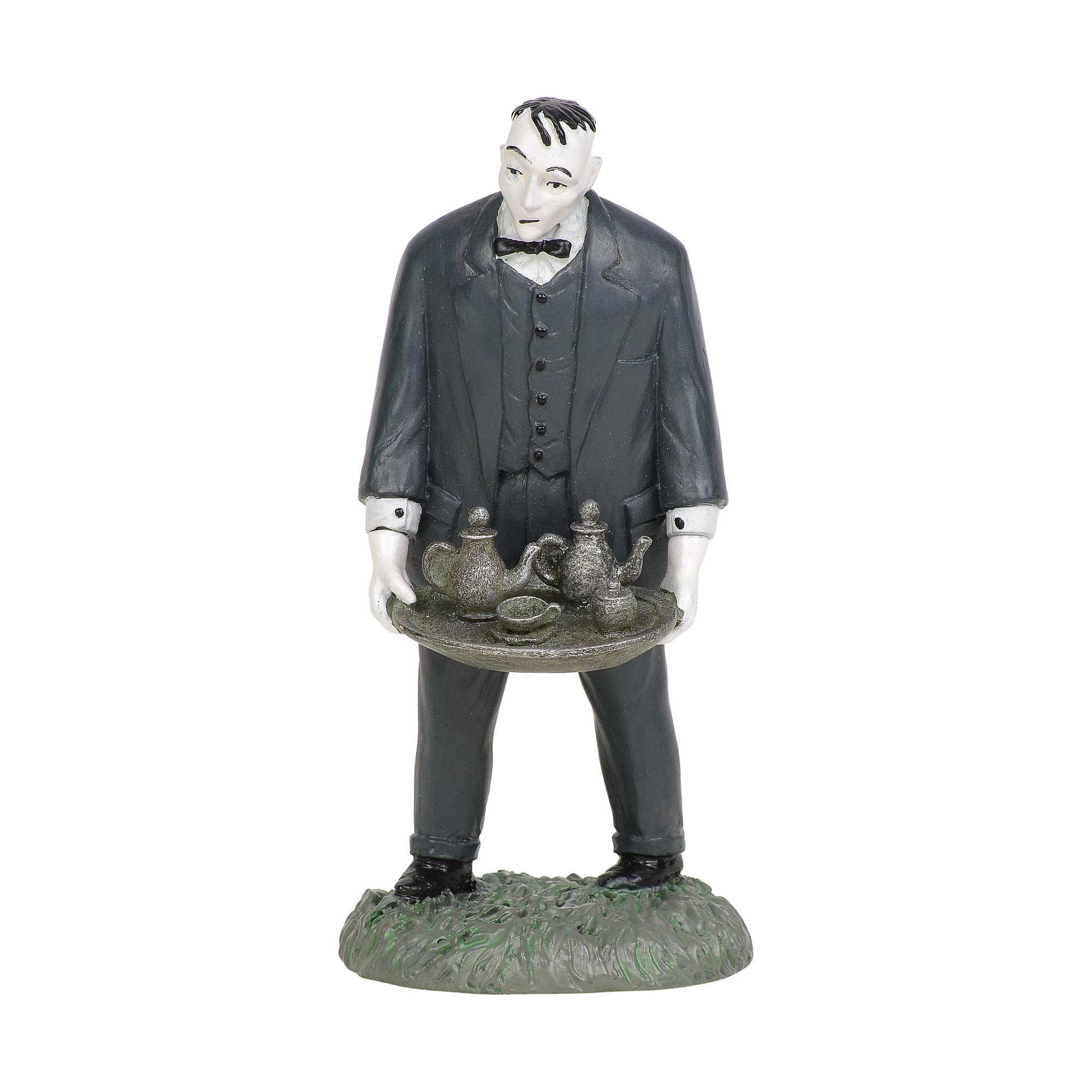 Department 56 Hot Properties Village Lurch, The Butler by Department 56