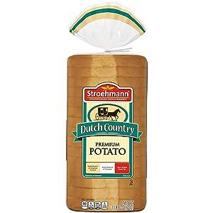 Stroehmann Dutch Country Premium Potato Bread, 22 oz