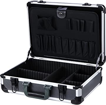 """14/"""" 16"""" 18"""" Portable Tool Storage Carry Bag Package Organiser W// Plastic Chassis"""