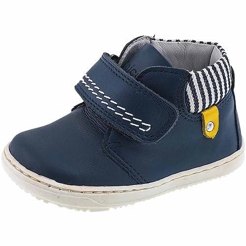 premium selection caebd 7fa48 Chicco Scarpe Baby Sneakers in Pelle blu 57455-800: Amazon ...