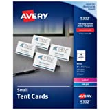 Avery Place Cards, Laser & Inkjet Printers, 160