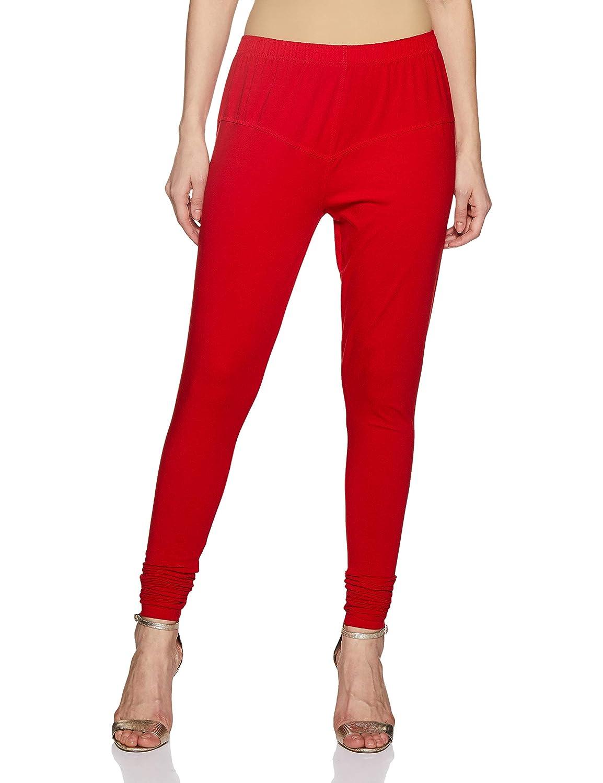 Lux Lyra Women's Leggings (LYRA IC Legg RED 12/Free Size)