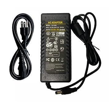 Amazon.com: 15 V 3 A 4 A 5 A 6 A 8 A AC DC adaptador de ...
