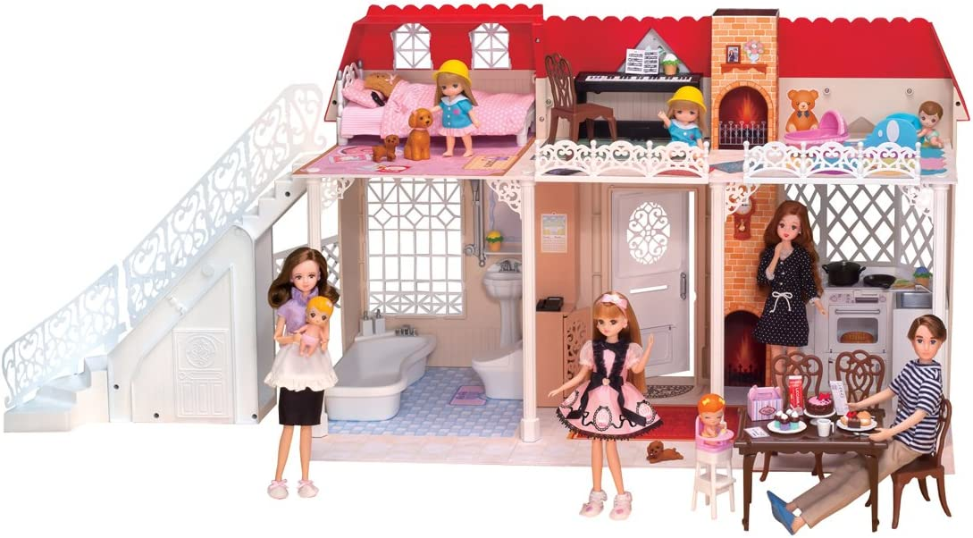 Takara Tomy Licca Doll Pet Trimmer Pet Shop house Toy Japan w//o Battery