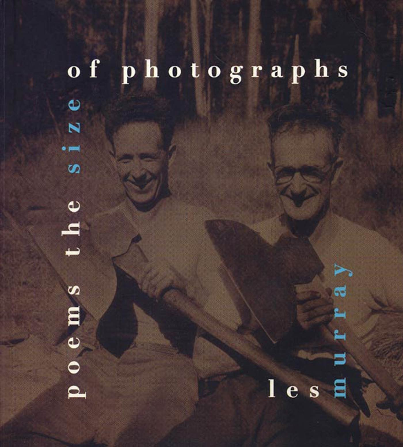 Poems the Size of Photographs (English Edition)