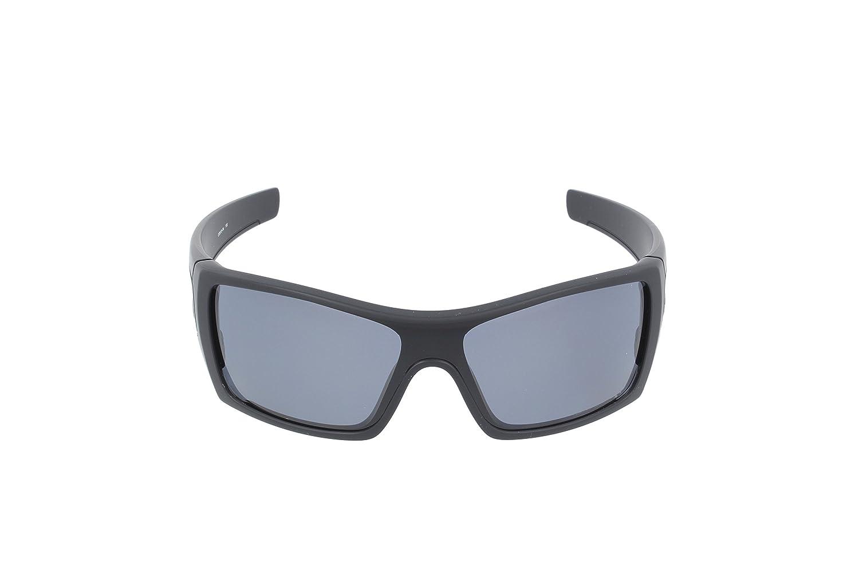 Oakley Men s Batwolf Rectangular Polarized Sunglasses