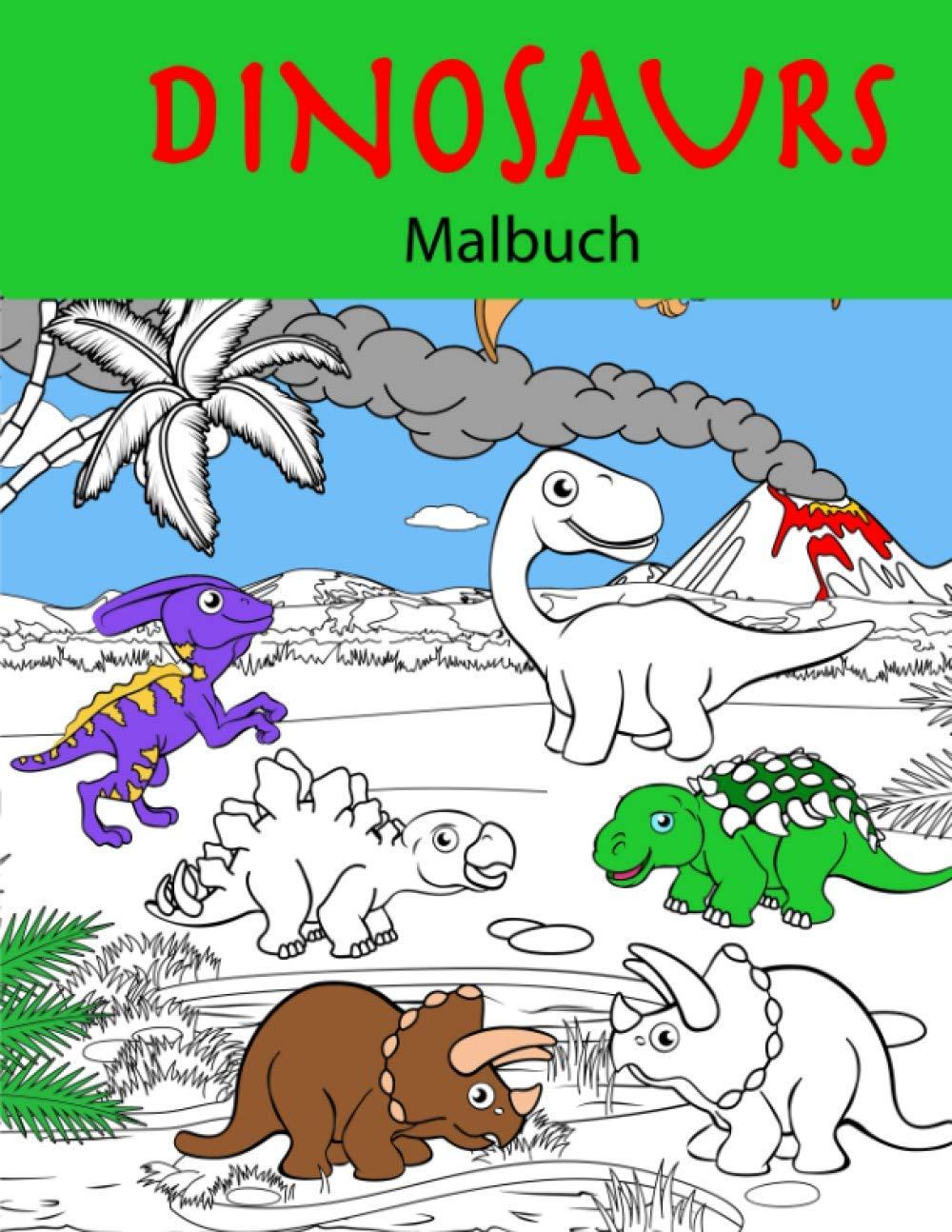 Dinosaurs Malbuch Vorgeschichtliche Farbung Malvorlagen Fur Kinder Passionsdinosaurier Dino Dinosaurier Dinosaurier German Edition Entertainement Mandala 9798686211315 Amazon Com Books