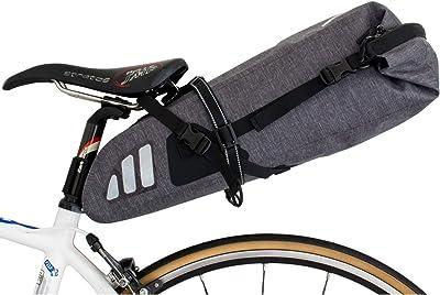 GORIX(ゴリックス) ロードバイク 防水 サドルバッグ