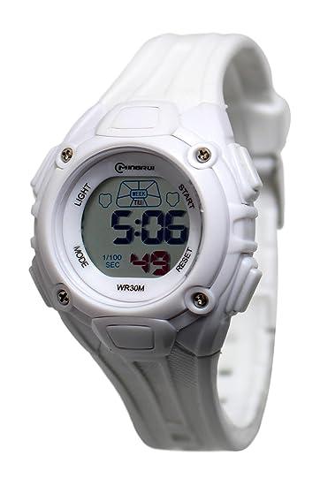 Reloj Watch niño Sport digitale etanche Chrono alarma: Amazon.es: Relojes