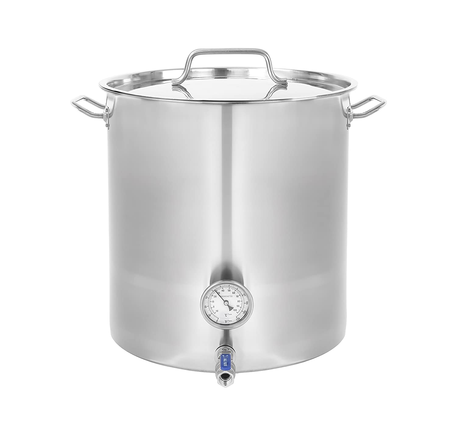 Amazon CONCORD Stainless Steel Home Brew Kettle Stock Pot