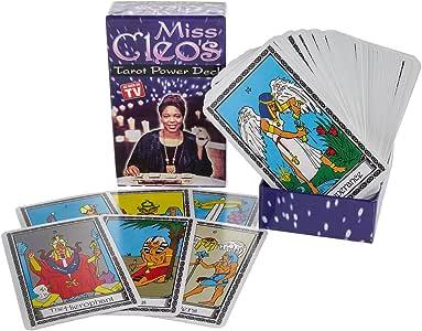 Miss Cleo's Tarot Card Power Deck
