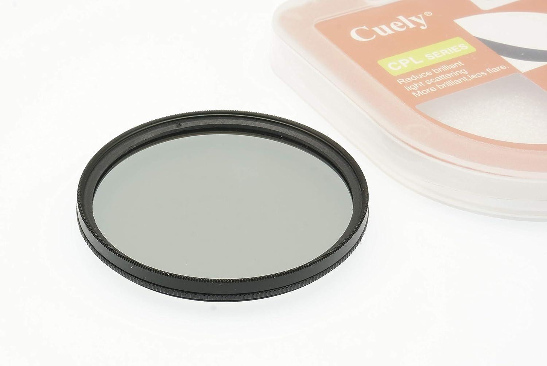 Cuely Circular Polarizer/Polarizing Filter for Panasonic Lumix DMC ...